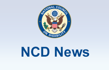 NCD logo with NCD News title