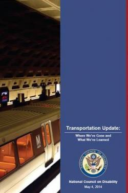 Transportation Update: Where We've Gone and What We've Learned
